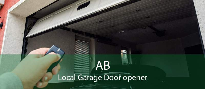 AB Local Garage Door opener