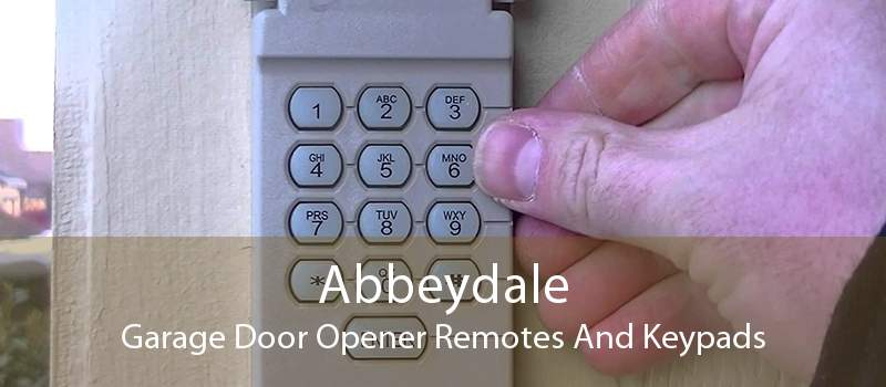 Abbeydale Garage Door Opener Remotes And Keypads