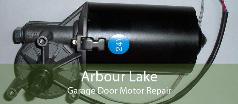 Arbour Lake Garage Door Motor Repair