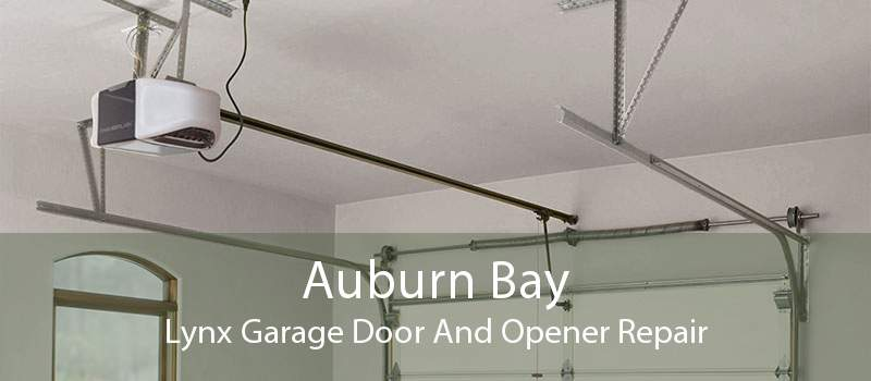 Auburn Bay Lynx Garage Door And Opener Repair