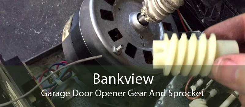 Bankview Garage Door Opener Gear And Sprocket