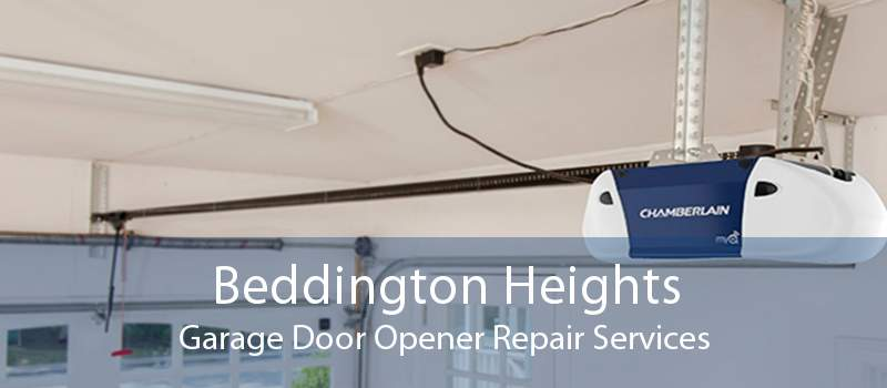 Beddington Heights Garage Door Opener Repair Services