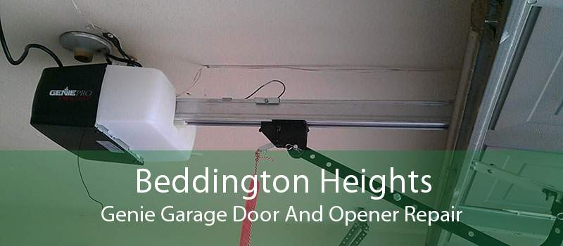 Beddington Heights Genie Garage Door And Opener Repair
