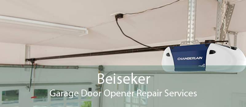Beiseker Garage Door Opener Repair Services