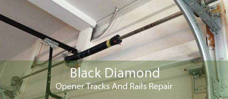 Black Diamond Opener Tracks And Rails Repair