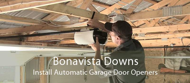 Bonavista Downs Install Automatic Garage Door Openers