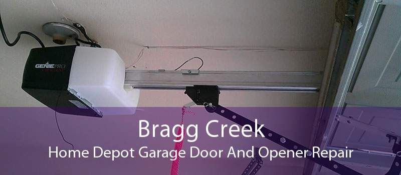Bragg Creek Home Depot Garage Door And Opener Repair