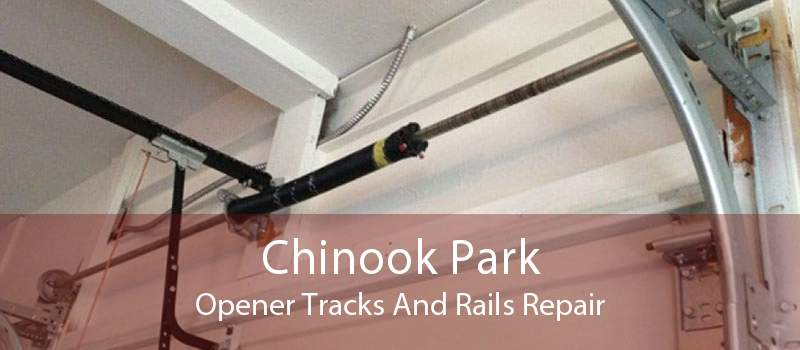 Chinook Park Opener Tracks And Rails Repair