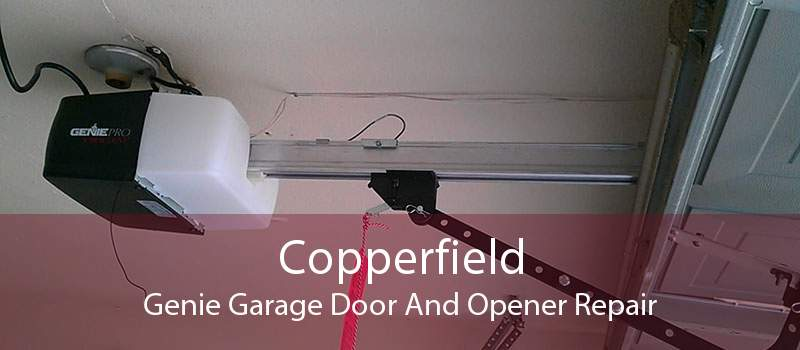 Copperfield Genie Garage Door And Opener Repair