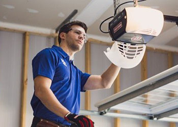 local garage door opener repair in Burlington