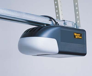 garage door opener repair service in Connaught
